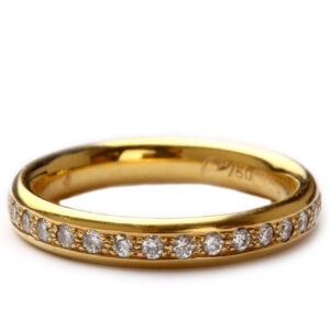 Memoire - Ring in Gold mit Brillanten